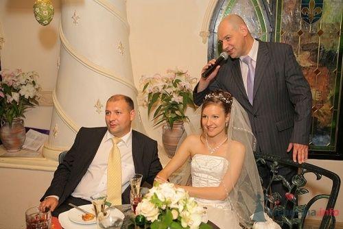 Тамада, ведущий свадьбы Михаил Максимов - фото 3936 Тамада, ведущий свадьбы Михаил Максимов