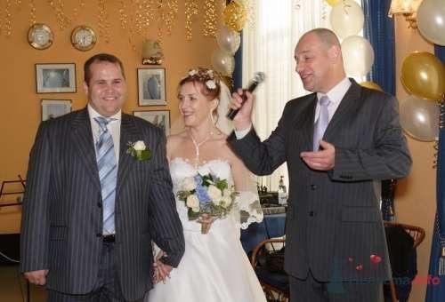 Тамада, ведущий свадьбы Михаил Максимов - фото 3942 Тамада, ведущий свадьбы Михаил Максимов