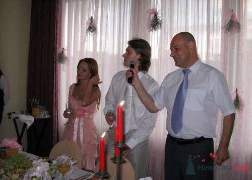 Тамада, ведущий свадьбы Михаил Максимов - фото 3947 Тамада, ведущий свадьбы Михаил Максимов