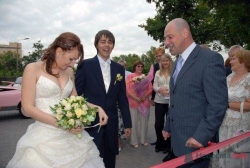 Тамада, ведущий свадьбы Михаил Максимов - фото 3948 Тамада, ведущий свадьбы Михаил Максимов
