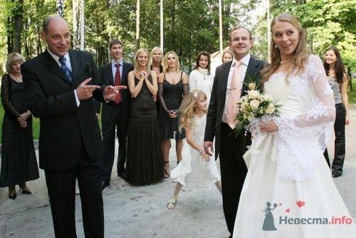 Тамада, ведущий свадьбы Михаил Максимов - фото 3954 Тамада, ведущий свадьбы Михаил Максимов