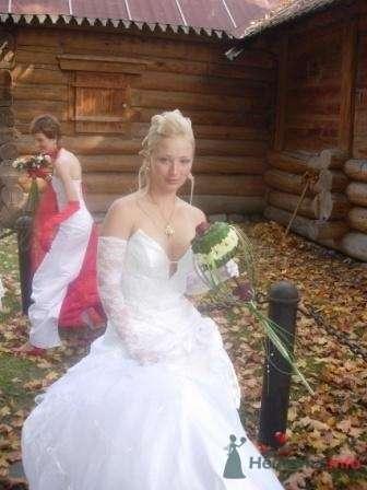 Свадебный букет-жезл - фото 1112 Флорист-дизайнер Елена