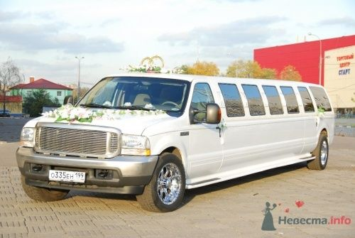 "Ford Excursion ""200 - фото 2734 ""Лимо-клуб"" Сергея Семака - лимузины"