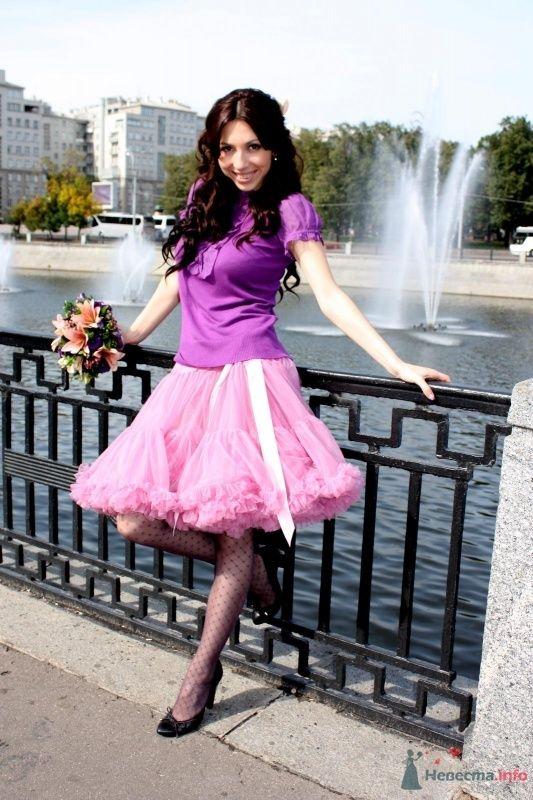 Фото 59986 в коллекции Фиолетово-розовая свадьба - kisto4ka
