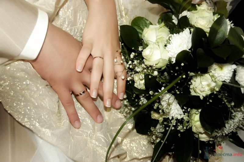 обручальное кольцо-непростое украшенье)) - фото 65704 Любимка)