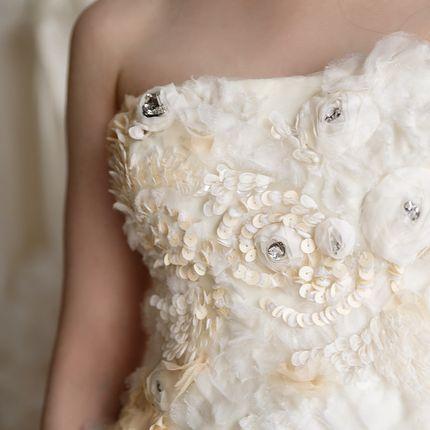 Платье Vera Wang Luxe Felicity