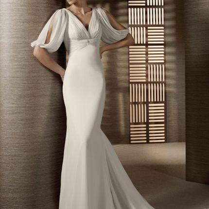 Платье White One Teatro