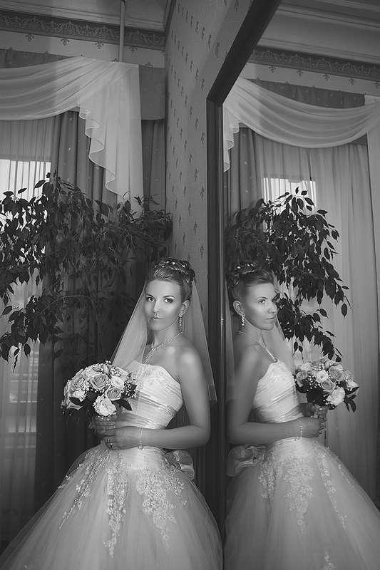 Фото 800931 в коллекции Свадебные фотографии - Борисова Евгения свадебный фотограф