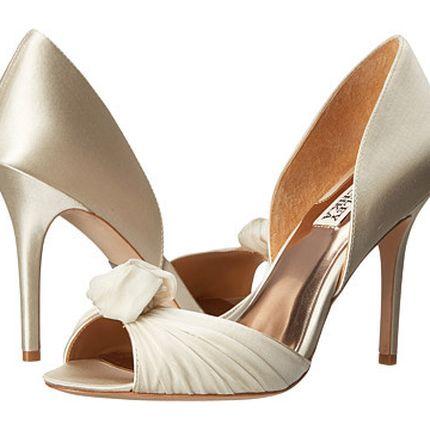 Свадебные туфли Badgley Mishka