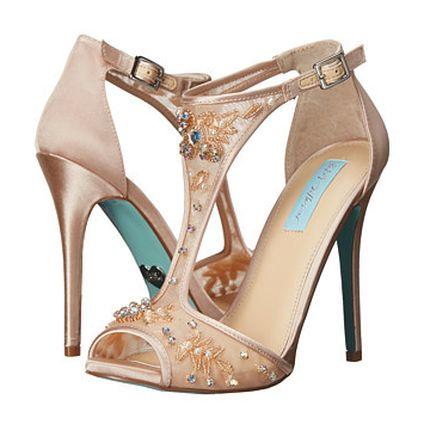 Свадебные туфли Blue by Batsey Johnson