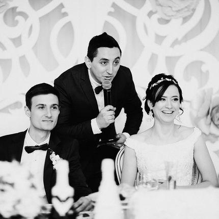Проведение свадьбы 7 часов