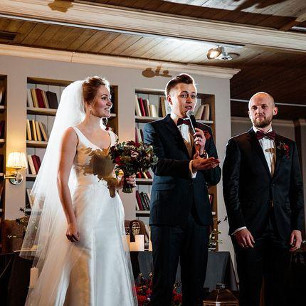 Проведение свадьбы + DJ, звуковое оборудование