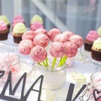 Свадебные кейк-попсы от Свит Бисквит