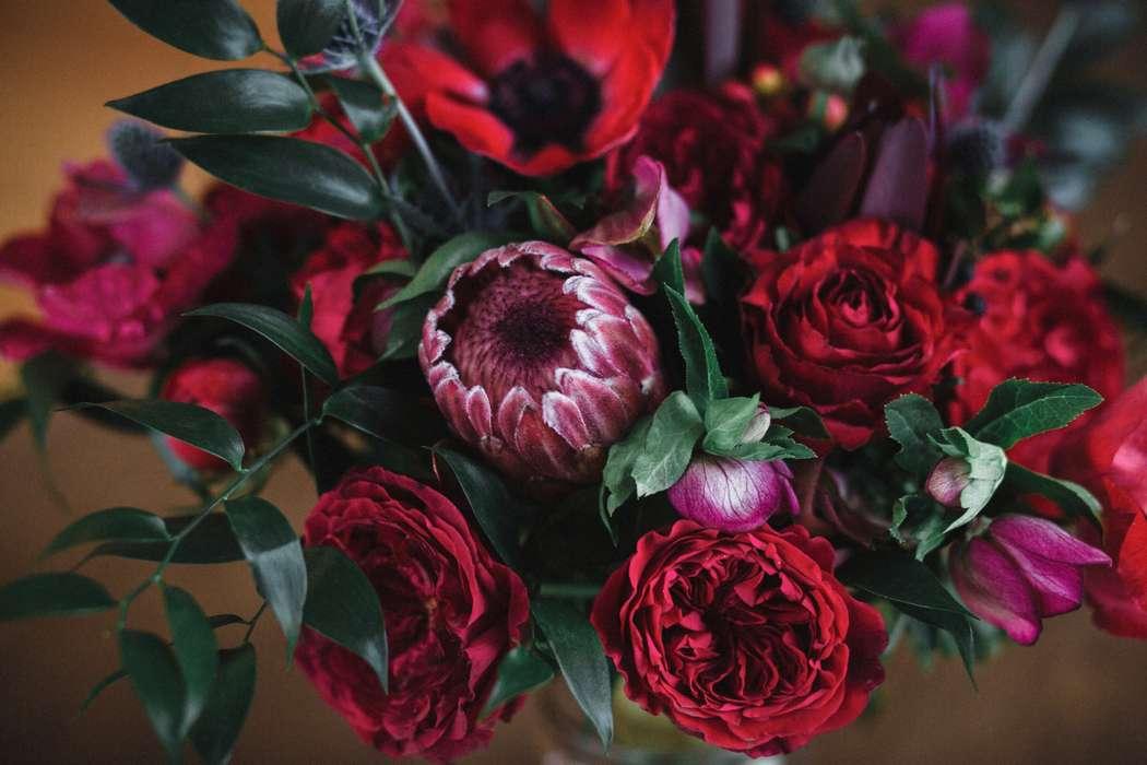 "Фото 16606606 в коллекции Love Story Ани и Антона ""Загадочная Шотландия"" - Мастерская флористики и декора Blooming Twig"