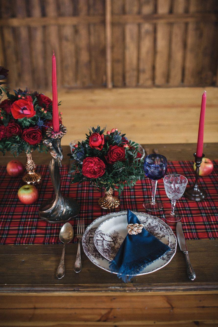"Фото 16606630 в коллекции Love Story Ани и Антона ""Загадочная Шотландия"" - Мастерская флористики и декора Blooming Twig"