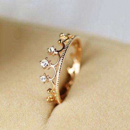 Арт002 Обручальное кольцо Корона