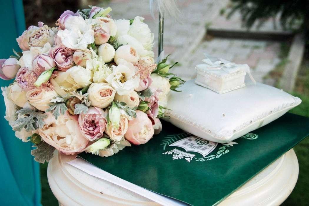"""Фото 12153474 в коллекции Свадьба Романа и Миранды - """"Green house"""" - бутик-отель"""