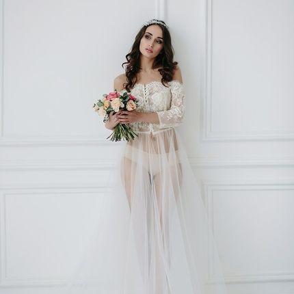 Будуарное платье Princess's dress