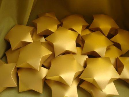 Золотые звёздочки. Цвет любой. - фото 510338 Свадебные бонбоньерки в Краснодаре