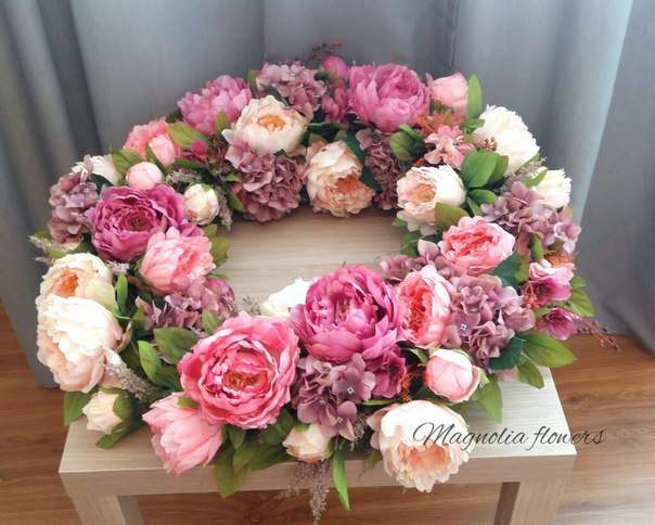 "Фото 11540882 в коллекции Портфолио - Студия декора и флористики ""Magnolia flowers"""