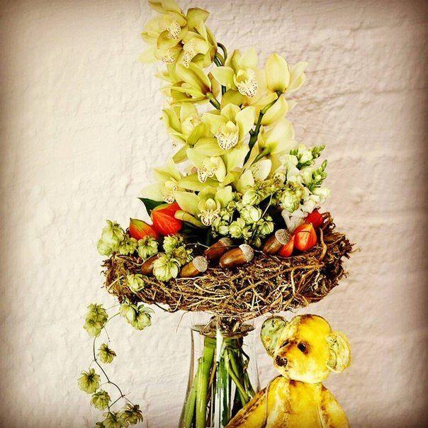 "Фото 11540914 в коллекции Портфолио - Студия декора и флористики ""Magnolia flowers"""