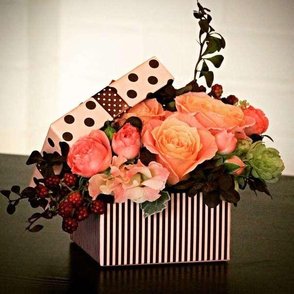 "Фото 11540920 в коллекции Портфолио - Студия декора и флористики ""Magnolia flowers"""