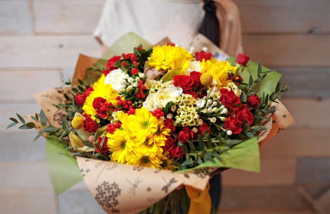 "Фото 11540938 в коллекции Портфолио - Студия декора и флористики ""Magnolia flowers"""