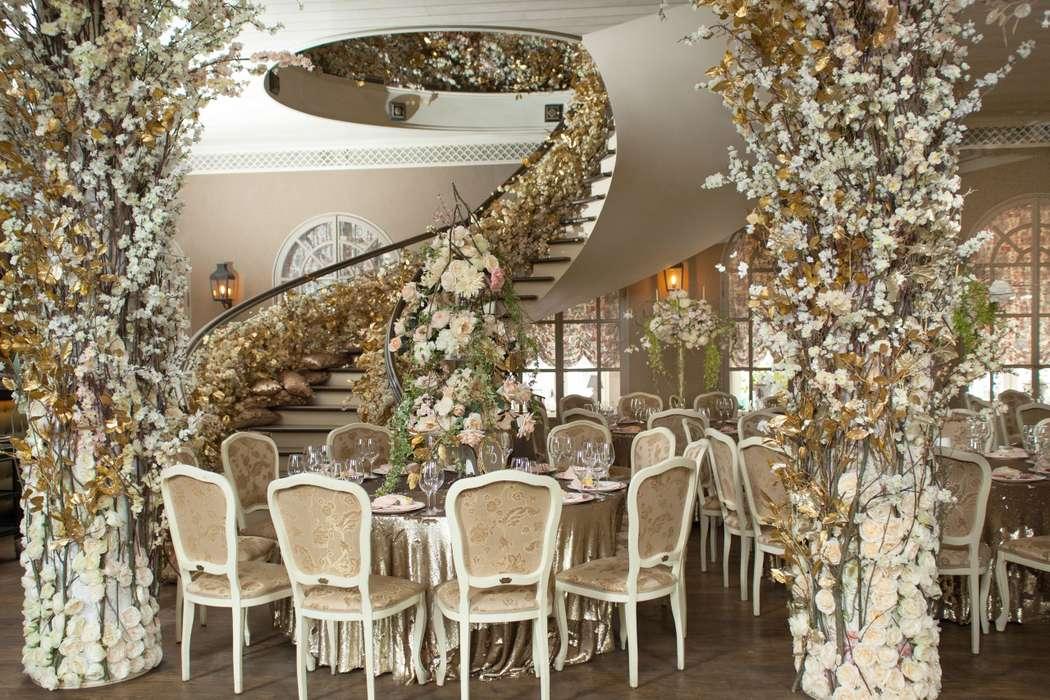 "Изысканное торжество формата LUXE - фото 11541300 Студия декора и флористики ""Magnolia flowers"""