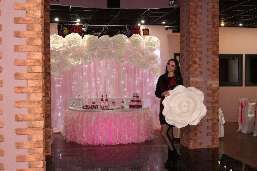 Фото 11541176 в коллекции Нежность в бело-розовом. Свадьба 27.04.16. - Бутик декора Счастье