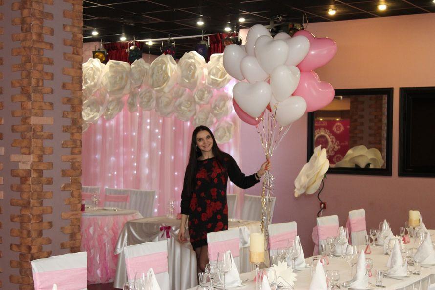 Фото 11541178 в коллекции Нежность в бело-розовом. Свадьба 27.04.16. - Бутик декора Счастье