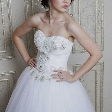 Свадебное платье Блеск