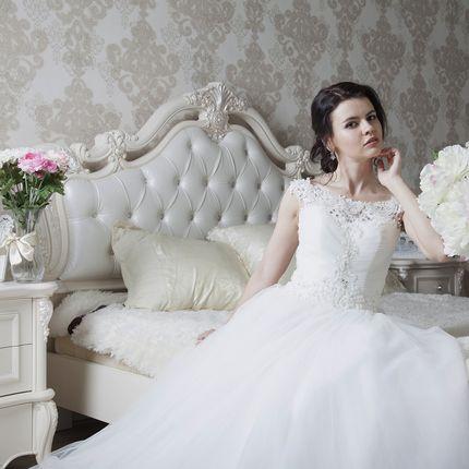 Свадебное платье Лиа