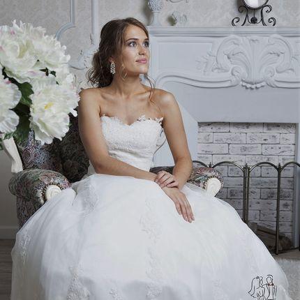 Свадебное платье Психея