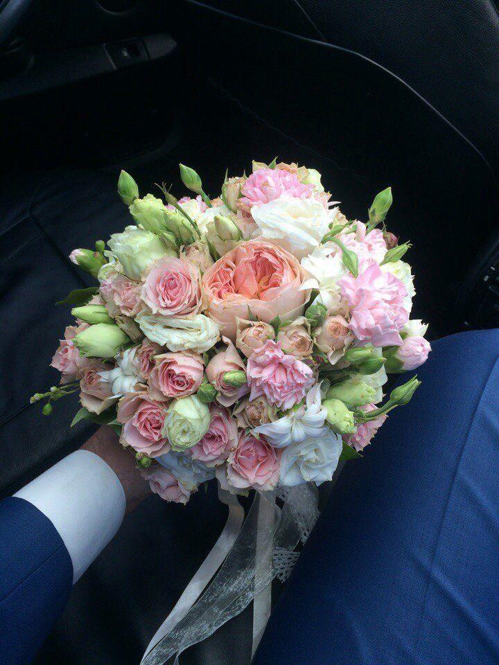 """Фото 15034032 в коллекции Свадебные букеты - Арт-студия декора и флористики """"кАРТон"""" (7seven)"""