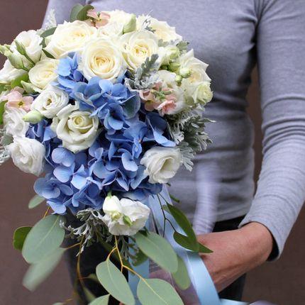"""Букет невесты """"Небесные цветы"""""""