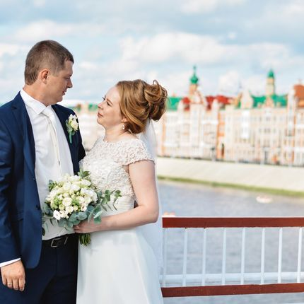 Свадебный пакет фото М