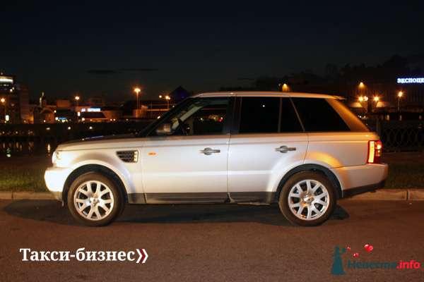 Такси Range Rover Sport - фото 83987 Невеста01