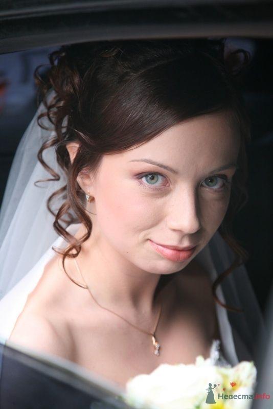 Свадебная прическа и свадебный макияж - фото 40963 Стилист-визажист Кандалова Елена
