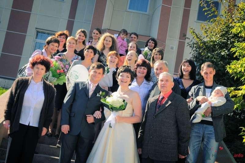 Фото 57646 в коллекции Наша свадьба глазами Катерины Черкашиной - Солнышонок