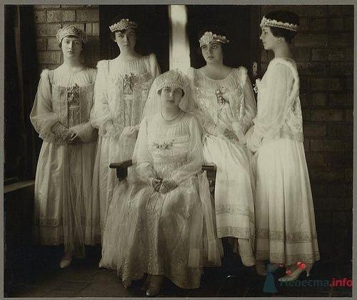 Фото 68117 в коллекции Свадебная мода - Солнышонок