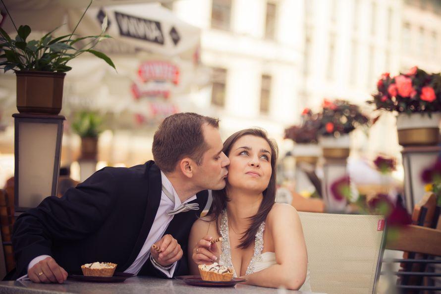 свадебные фотографы рязань принесли вам сладости