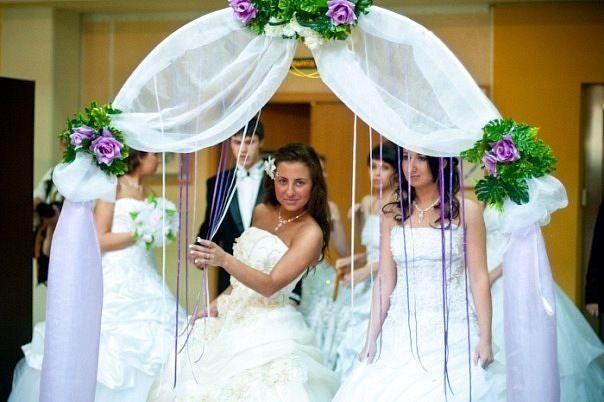 как оформить свадебное фото в рамку
