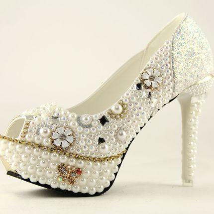 """Свадебная обувь """"золотая коллекция"""""""