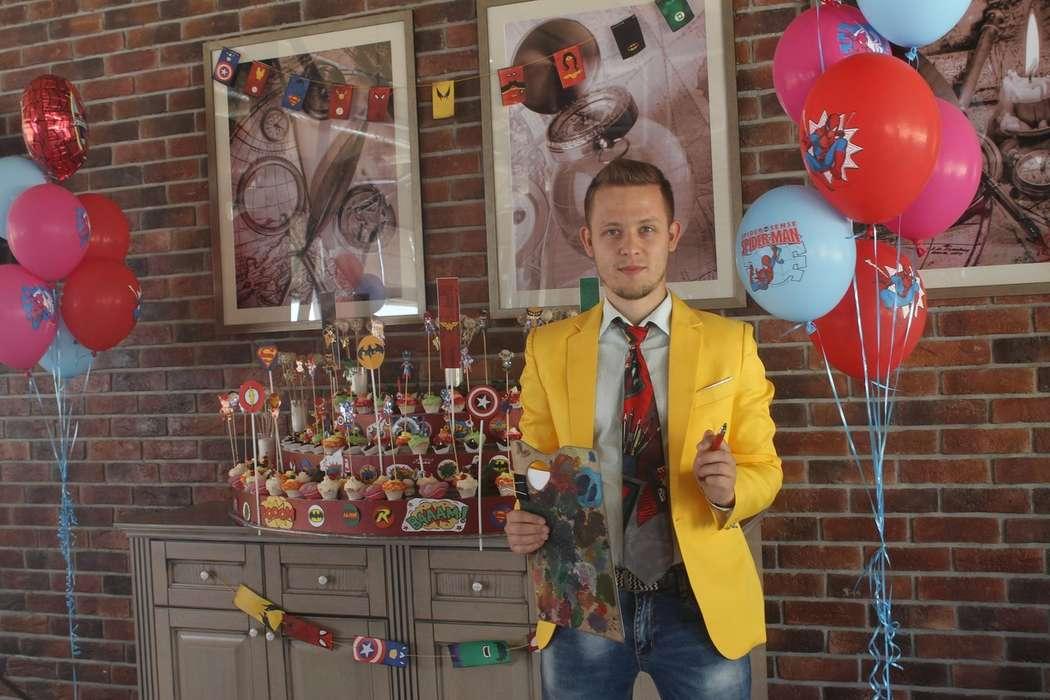 тематические вечеринки! - фото 17050832 Алексей Магомедов - художник-шаржист