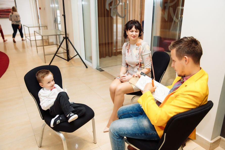 Фото 18017024 в коллекции Рисую Шаржи на праздничных мероприятиях!!! - Алексей Магомедов - художник-шаржист