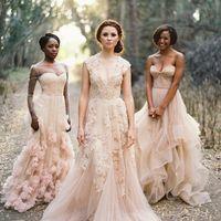 Платья в стиле Рустик