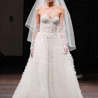 Свадебное платье коллекции 2017 Прозрачный корсет-элегантные образыСвадебное платье коллекции 2017 Прозрачный корсет-элегантные образы