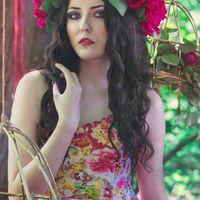 макияж Софья Рубцова, прическа Марина Ибрагимова студия визажа и стиля New look. Фото Артем Гесс