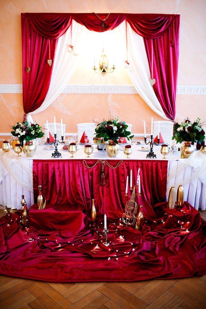 """Фото 17776644 в коллекции Свадьба в красном. Примеры - """"Волшебный мир"""" - студия оформления свадеб"""