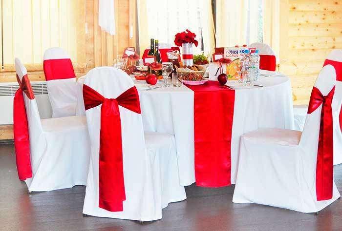 """Фото 17776658 в коллекции Свадьба в красном. Примеры - """"Волшебный мир"""" - студия оформления свадеб"""